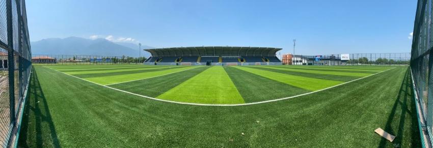 Bursa'da sporun yeni adresi açılışa hazır