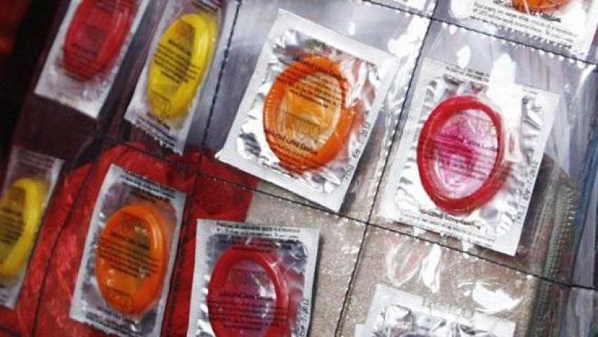 Çin malı 600 bin taklit prezervatif ele geçirildi