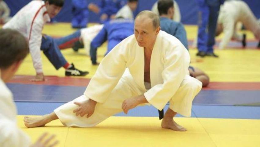 Putin Yoga yapacağına dair söz verdi