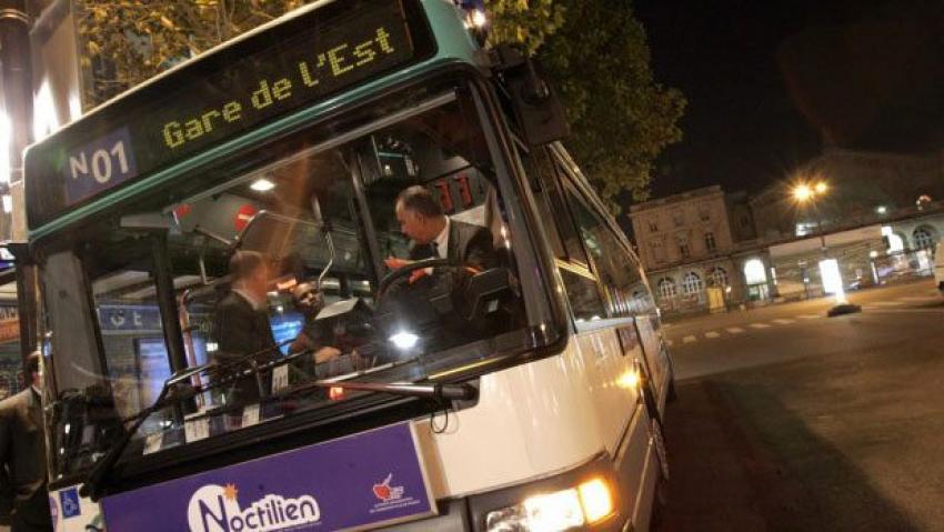 Fransa'da toplu taşımada cinsel tacize savaş