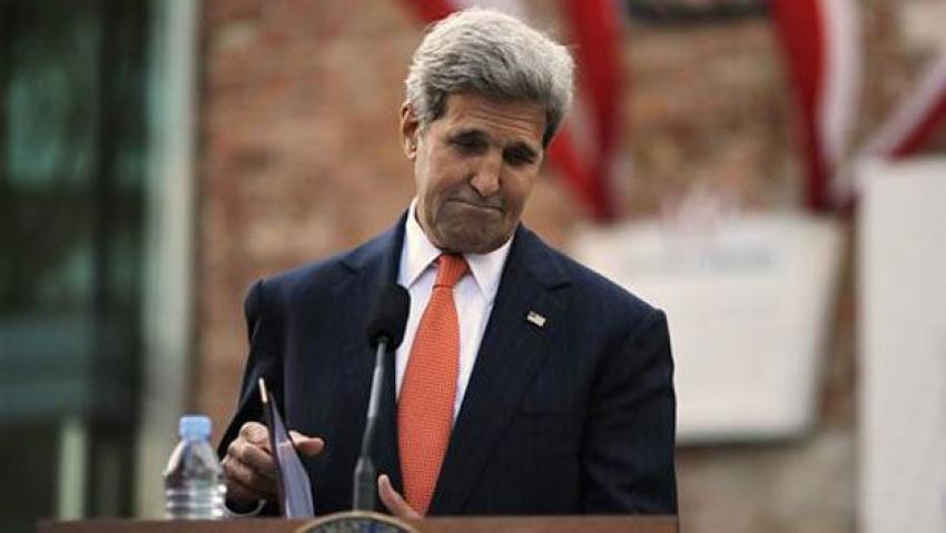 Kerry'den süren müzakerelere ilişkin açıklama