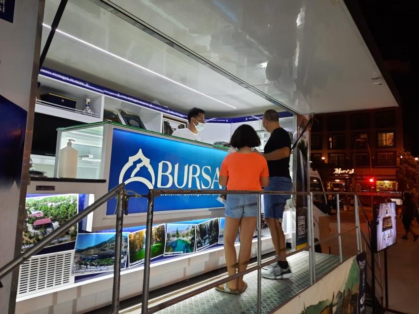 Bursa'nın tanıtımına büyük katkı