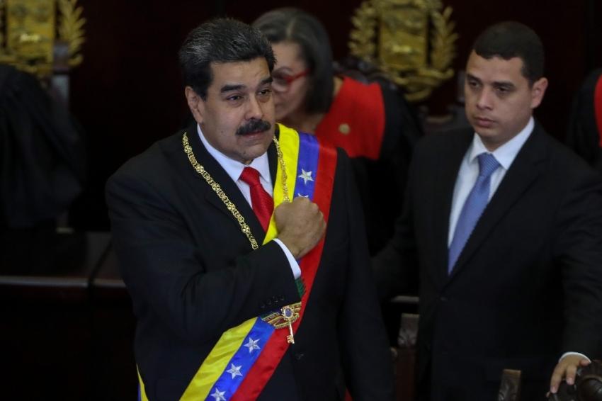Maduro'dan ABD'ye tepki, Rusya ile derin ittifak