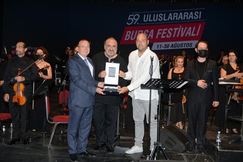 Bursa'da festival coşkusu başladı