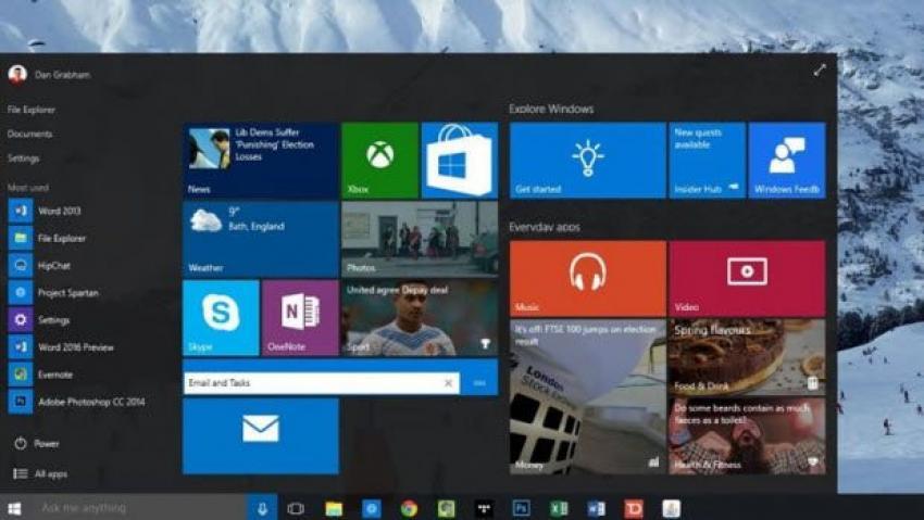 Windows 10 ne kadar bedava?