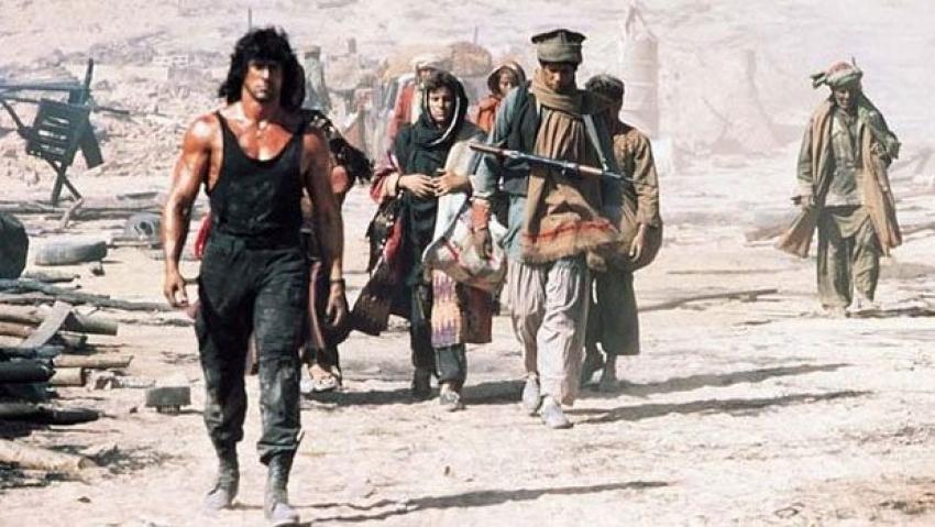 Rambo geri dönüyor