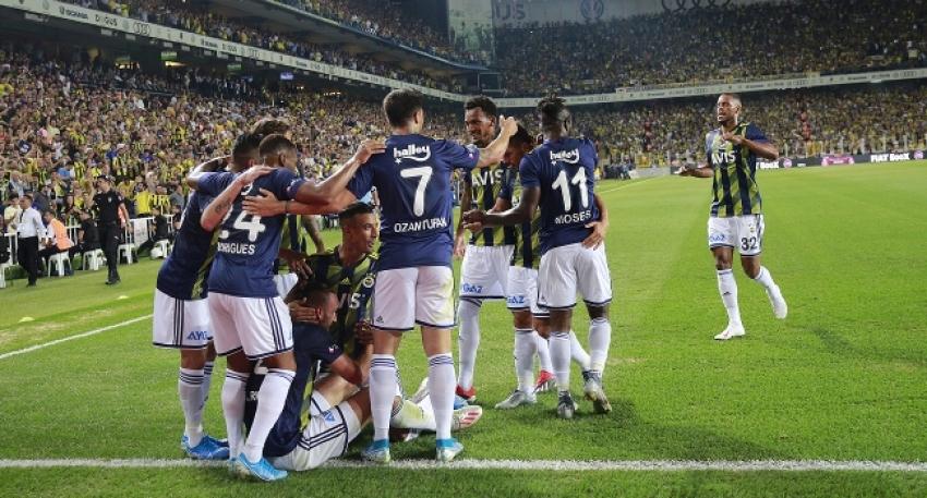 Fenerbahçe 5-0 Gazişehir Gaziantep
