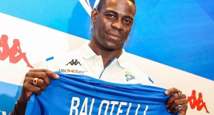 """Balotelli """"Annem sevinçten ağladı"""""""
