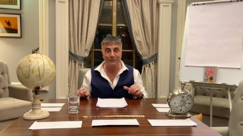 Sedat Peker yeni videonun tarihini duyurdu! Anlatacağı isimleri tek tek yazdı