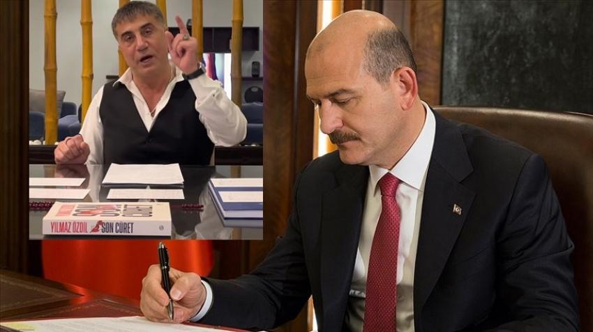 Sedat Peker: Benim için 14 kişilik bir ekip kuruldu