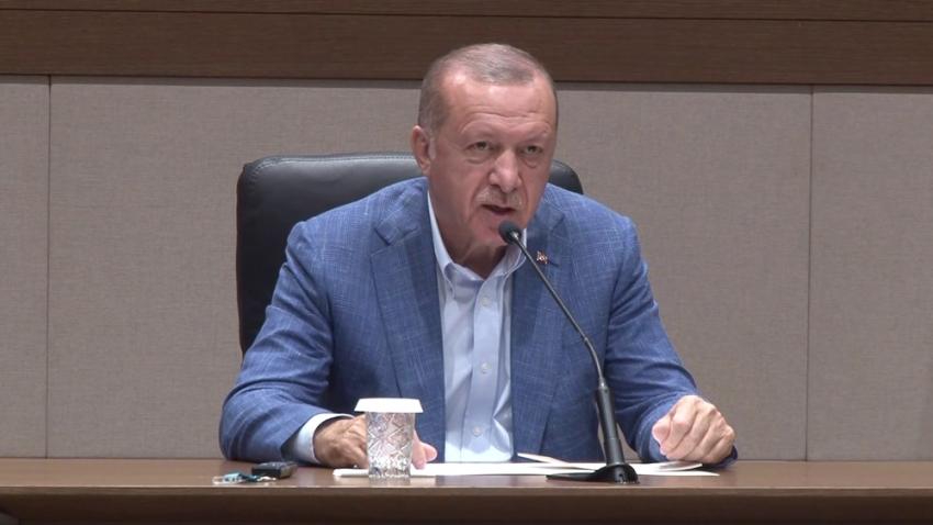 Erdoğan'dan VİP krizi yorumu: ''Affedilemez bir yanlış''