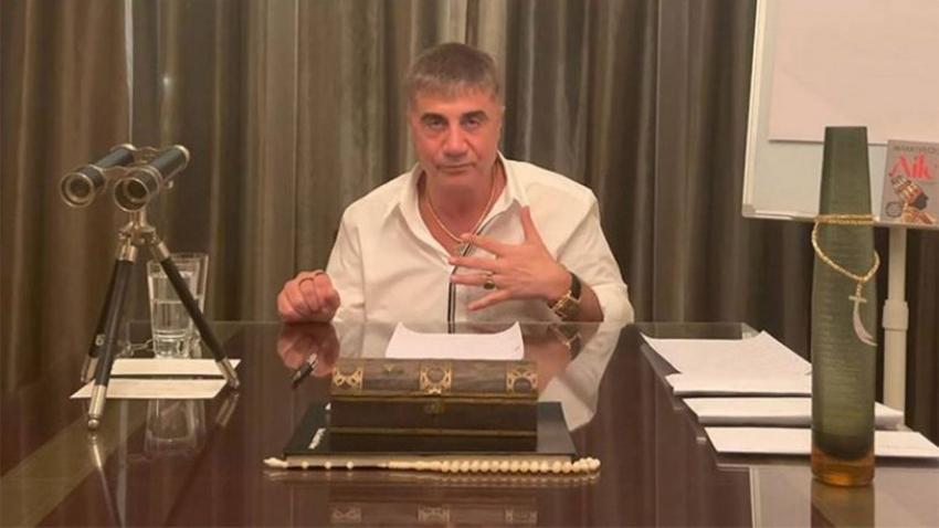 Sedat Peker yakalandı iddiası!