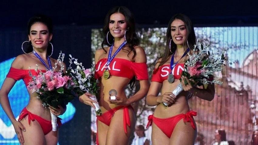 Güzellik yarışmasında skandal!