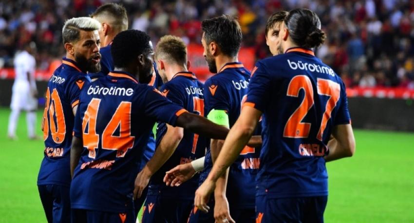 Gaziantep FK. 1-2 Başakşehir