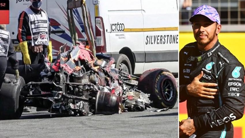 Olaylı yarış sonrası Lewis Hamilton'a ırkçı saldırı