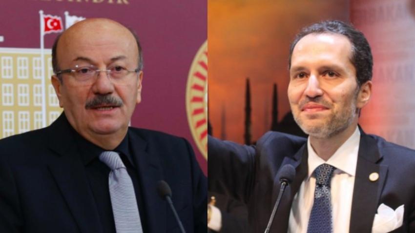 Fatih Erbakan'ın Ecevitsiz KKTC mesajına CHP'den sert tepki