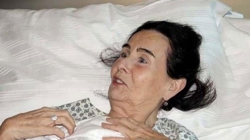 Hastaneye kaldırılan Fatma Girik'in sağlık durumu hakkında açıklama!