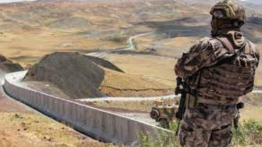 İran sınırında 160 kilometre hendek kazılacak, jiletli tel çekiliyor! Birlikler sevk edildi