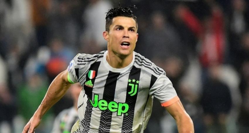Ronaldo Juve'yi liderliğe taşıdı