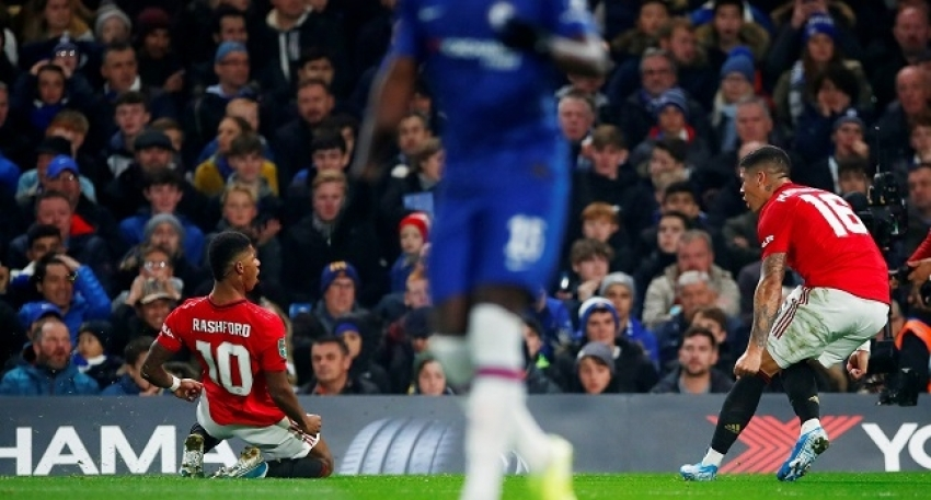 ManU, Chelsea'yi eledi