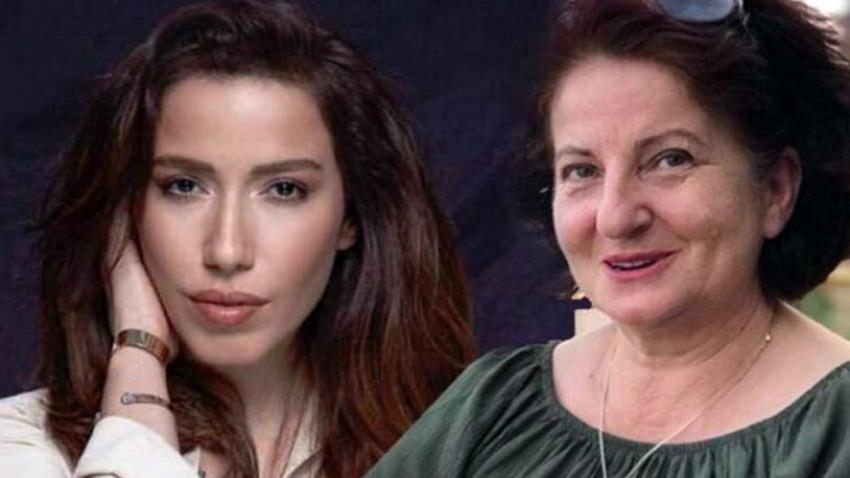 Şarkıcı Burcu Güneş'ten üvey annesine 'Tapu kaçırma' davası!