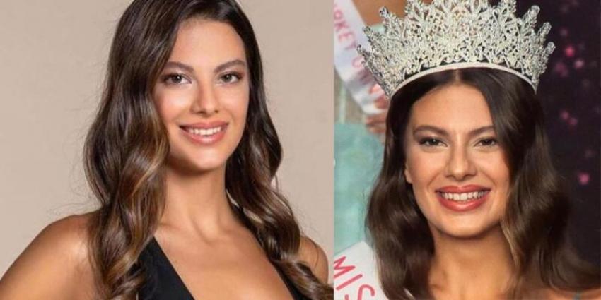 Miss Turkey birincisi açıklandı!