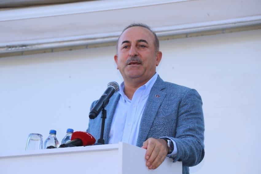 Dışişleri Bakanı Çavuşoğlu'ndan kaymakam ve kaymakam adaylarına müjde