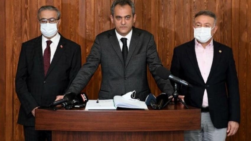 Milli Eğitim Bakanı Mahmut Özer duyurdu! 198 derslikte eğitime ara verildi