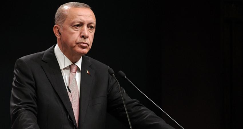 Erdoğan'dan, Destici'ye tebrik mesajı