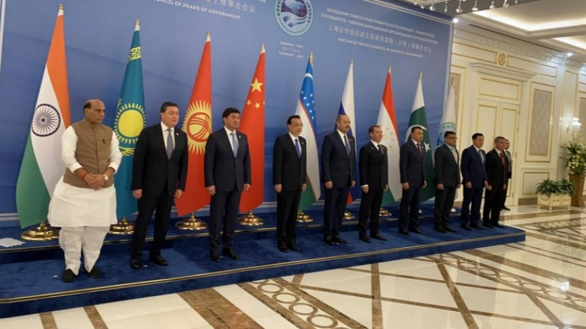 İran, Şanghay İşbirliği Örgütü'ne tam üye oldu