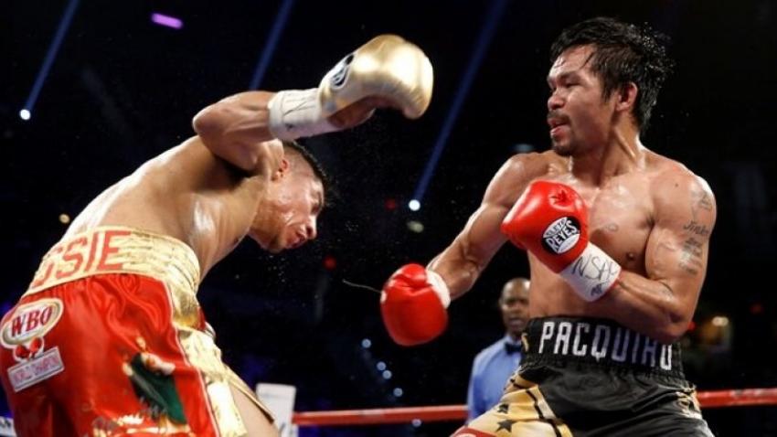 Ünlü boksör, devlet başkanı adayı olacak