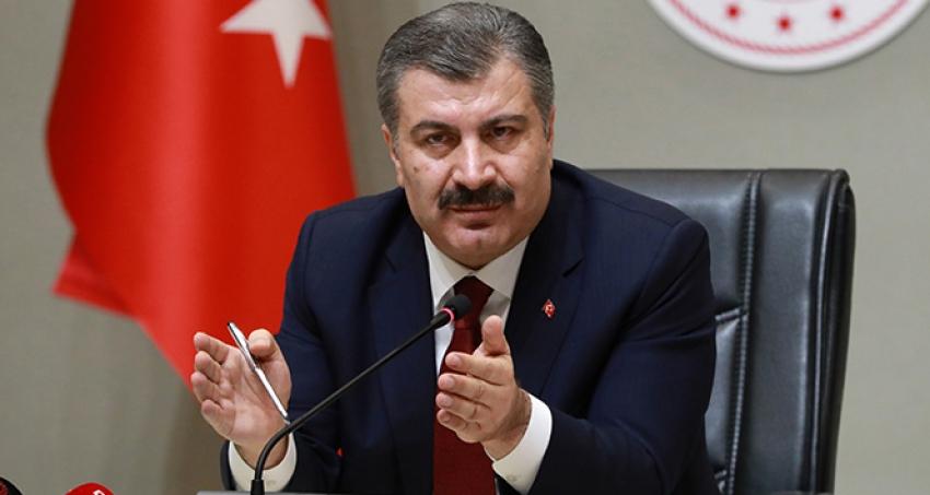 Sağlık Bakanı son durumu açıkladı
