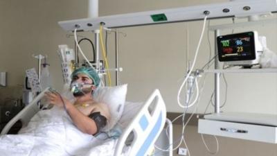 Yoğun bakımdaki imamdan aşı çağrısı: 'Kabir azabı yaşıyorum'