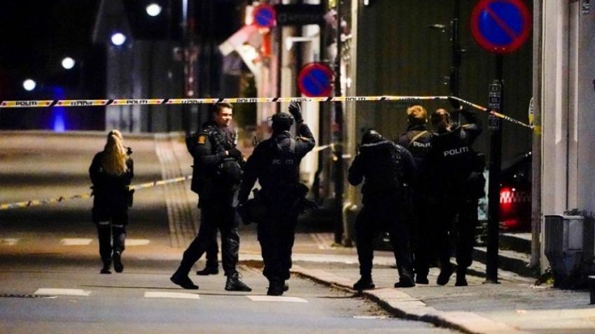 Norveç'te düzenlenen oklu saldırıda çok sayıda kişi yaşamını yitirdi!