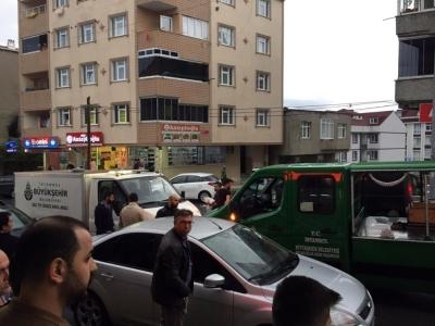 İstanbul'da bir evde dehşet: Ailesini katletti