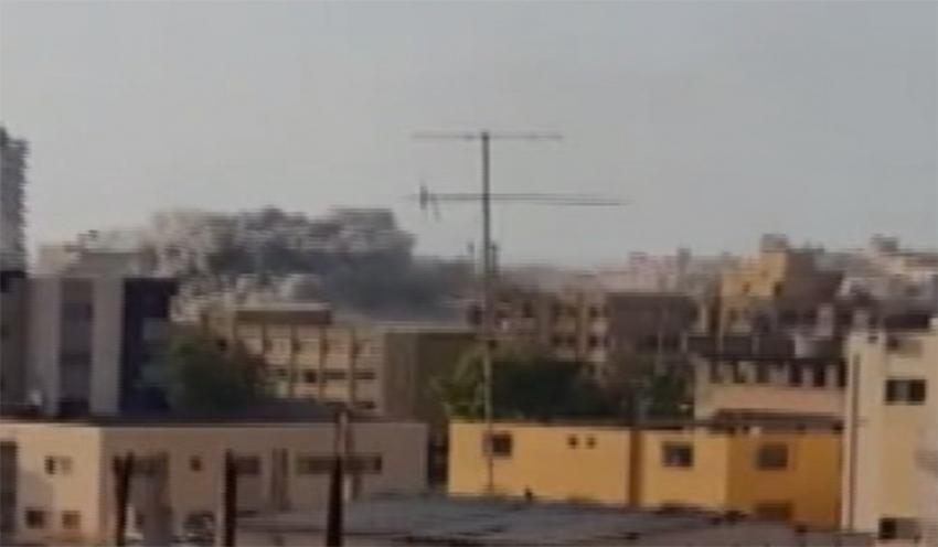 İsrail, Gazze şehir merkezini bombaladı: 2 çocuk öldü