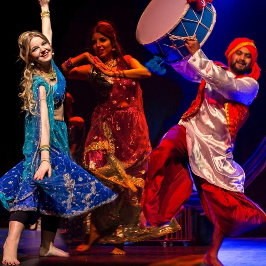 Hint dansı severler bu gösteriyi kaçırmayın!