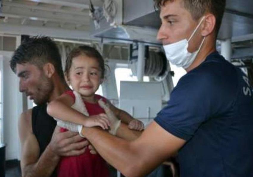 Kıbrıs açıklarında mülteci gemisi battı: 19 ölü