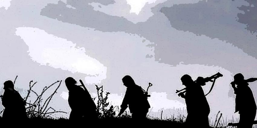 Etkisiz hale getirilen terörist sayısı 550 oldu