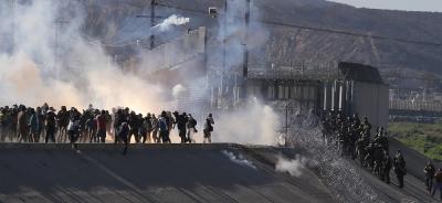 Meksika sınırındaki ABD askerlerinin görev süresi uzatıldı