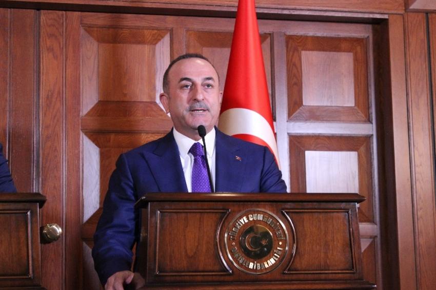 """Dışişleri Bakanı Çavuşoğlu: """"İstanbul'la ilgili kararı İstanbul halkı verecek"""""""