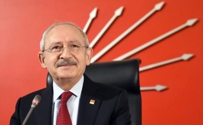 Kılıçdaroğlu'dan Başbakan Yıldırım'a taziye telefonu