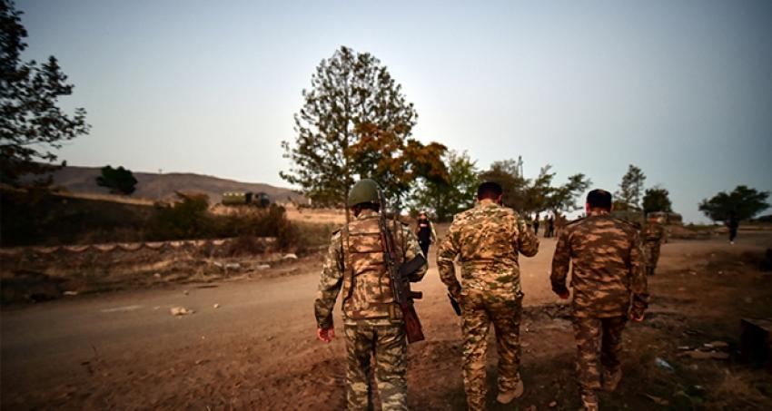 Azerbaycan ve Ermenistan anlaştı! Ateşkes!
