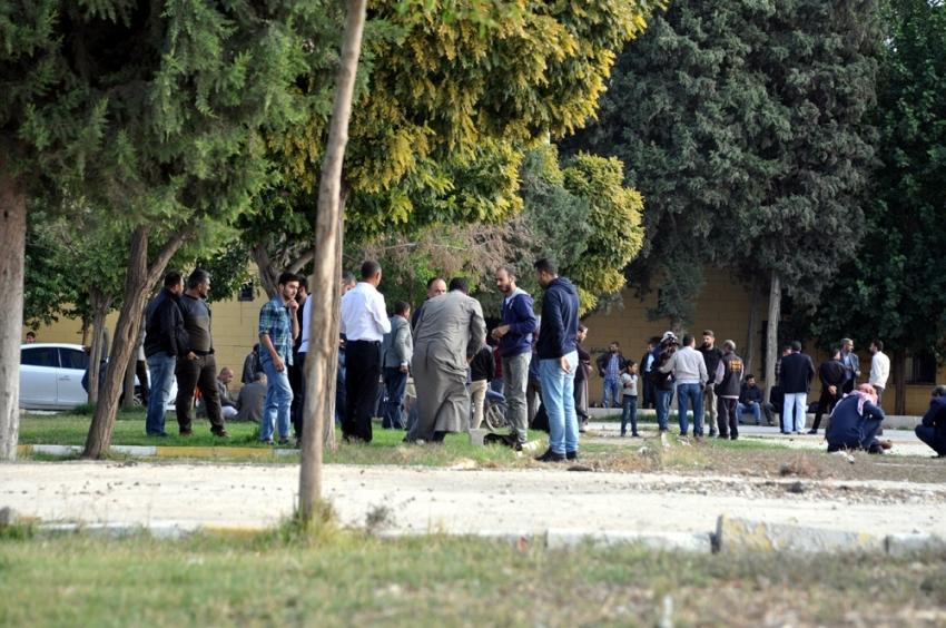 """Tel Abyad Meclis Başkanı el-Hamdo: """"Saldırı tam bir vahşettir"""""""