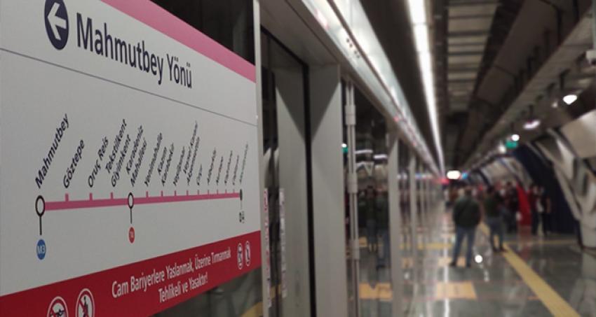 Metro hattı 10 gün boyunca ücretsiz