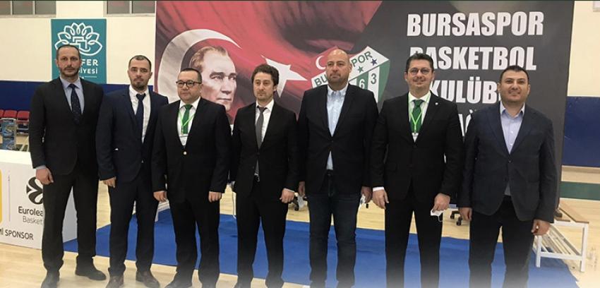 Frutti Extra Bursaspor'da Başkan yine Sezer Sezgin