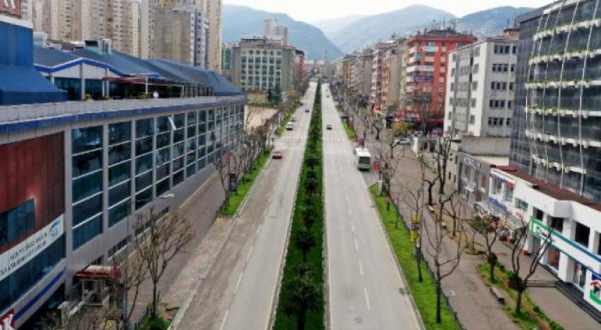 Bursa'da yolda sigara içmenin yasak olduğu caddeler