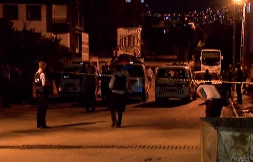İstanbul'da kahvehaneye silahlı saldırı: 3 yaralı