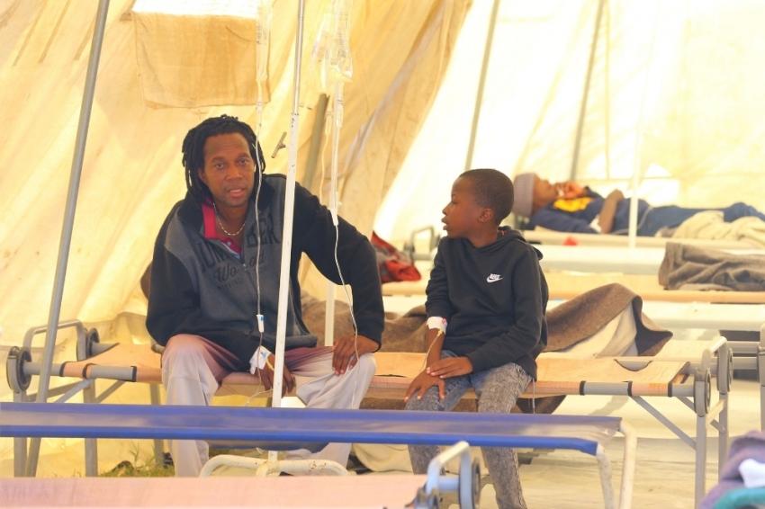 Zimbabve'de kolera salgınından ölenlerin sayısı yükseliyor