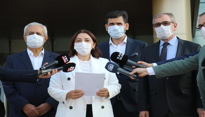 İstanbul'da 2'nci Baro'nun kurulması için başvuru yapıldı